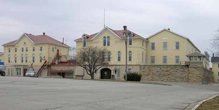 Fort Leavenworth United States Disciplinary Barracks