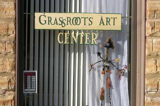 Grassroots Art Center - Lucas, Kansas