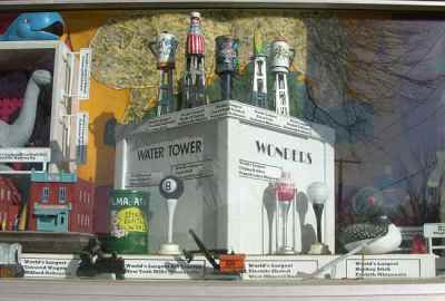 World's Largest Collection of the World's Smallest - Lucas, Kansas