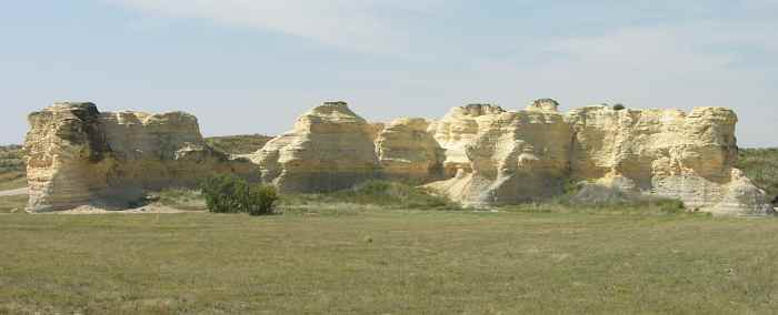 Kansas Little Pyramids
