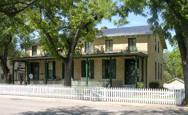 Custer House museum at Fort Riley