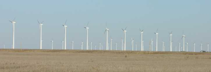 Gray County Wind Farm - Montezuma, Kansas