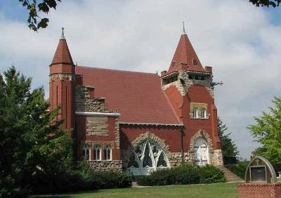 Chapel of the Veterans - Leavenworth, Kansas