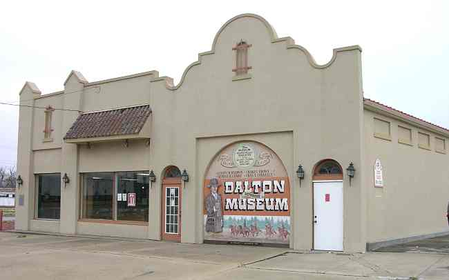 Dalton Defenders Museum in Coffeyville, Kansas