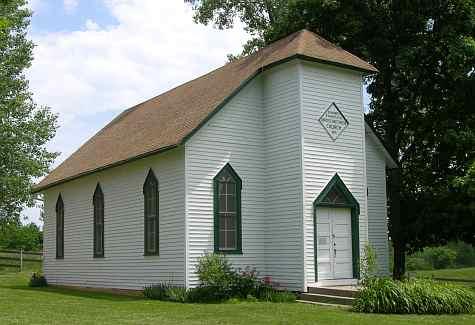 Old Jefferson Town - Oskaloosa, Kansasjefferson town