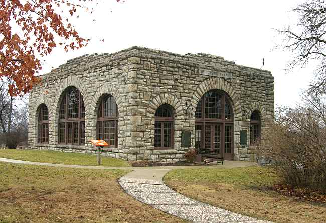John Brown Museum - Osawatomie, Kansas