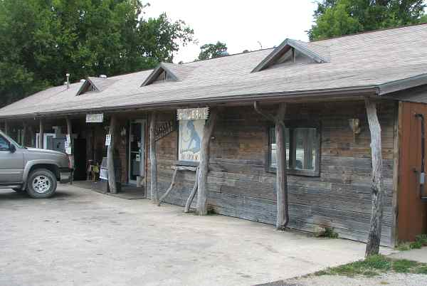 Luther's BBQ Restaurant and convienience store