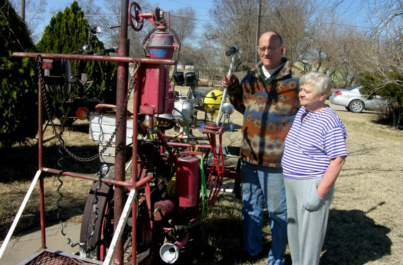 Bob Mix and Beverly Mix - Great Bend, Kansas