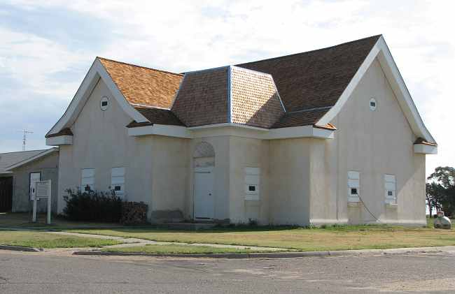 First Baptist Church, Nicodemus, Kansas