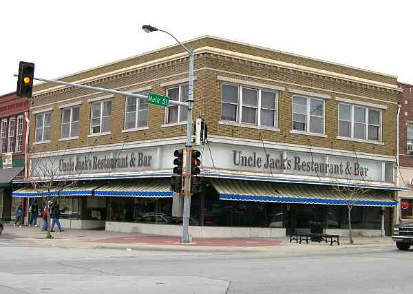 Uncle Jack's Restaurant and Bar