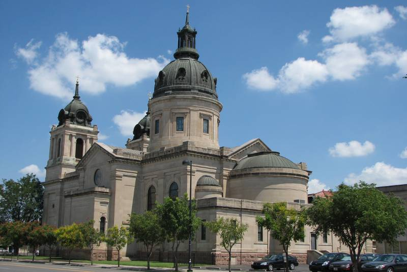Cathedral of the Immaculate Conception, AKA St. Mary's Cathedral