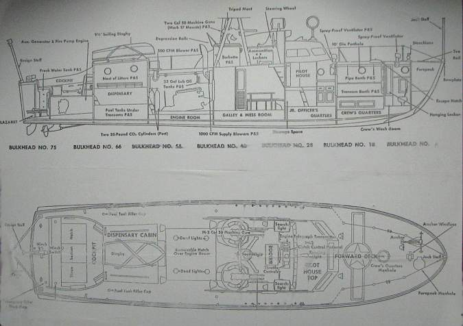 Seahoarse, World War 2 air-sea rescue boat