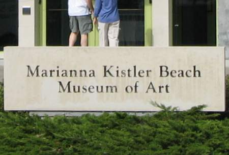 Marianna Kistler Beach Museum of Art - Kansas State University