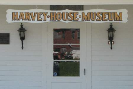 Fred Harvey House Museum - Florence, Kansas