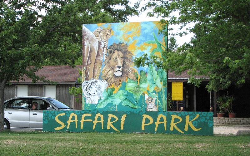 Safari Park Zoo (Safari Zoological Park)