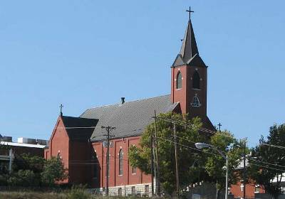 St. John the Baptist Catholic Church - Kansas City, Kansas