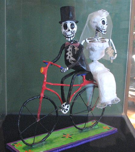 Day of the Dead exhibit