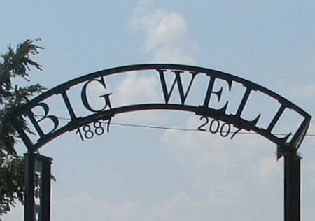 Big Well - Greensburg, Kansas