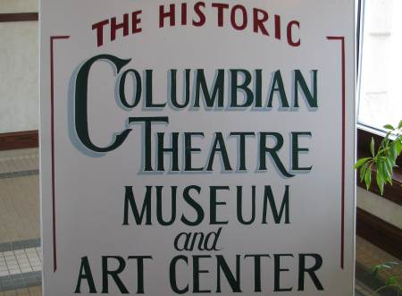 Columbian Theatre, Museum and Art Center - Wamego, Kansas