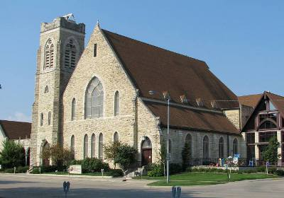 First Presbyterian Church - Topeka, Kansas