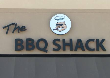 BBQ Shack in Paola, Kansas