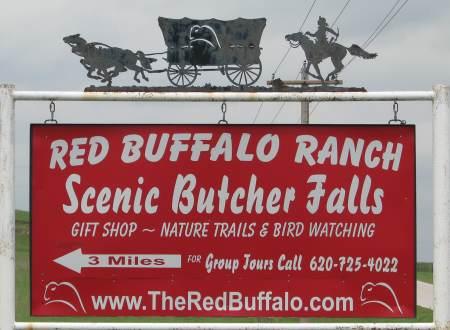 Land Rover Buffalo >> Red Buffalo Ranch - Sedan, Kansas