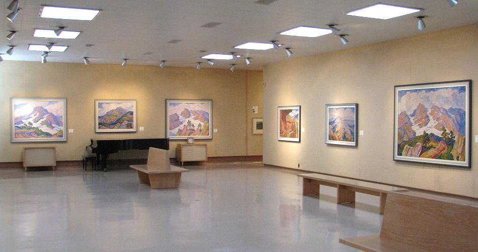 The Birger Sandzén Memorial Gallery - Bethany College