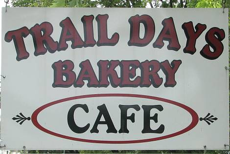 Trail Days Cafe and Museum - Council Grove, Kansas