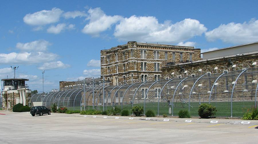 Lansing Correctional Facility (Prison) formerly known as the Kansas State Penitentiary