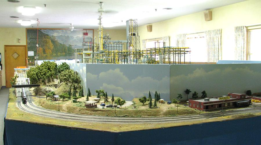 Mid-Kansas Model Railroad Exhibit - McPherson, Kansas