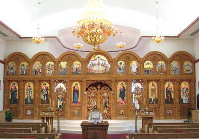 George Serbian Orthodox Church - Lenexa, Kansas