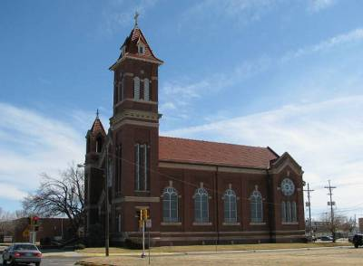 St. Teresa Catholic Church - Hutchinson, Kansas