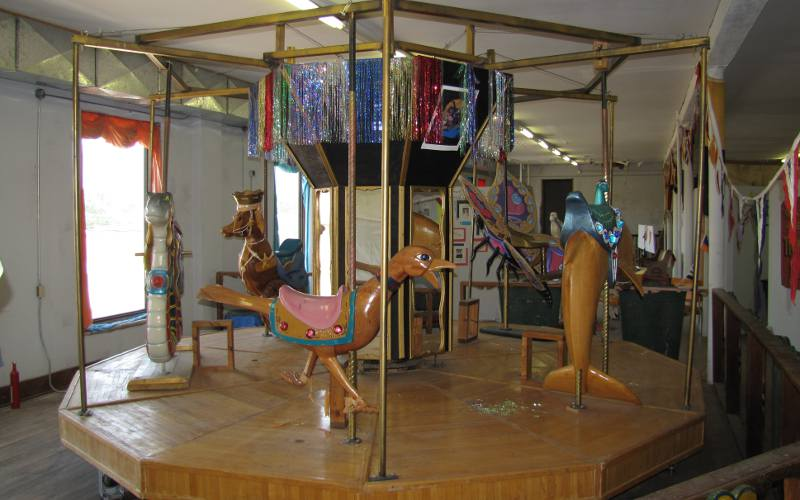 children's carousel