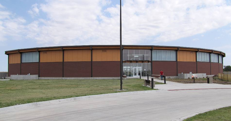 Kansas Wetlands Education Center - Cheyenne Bottoms