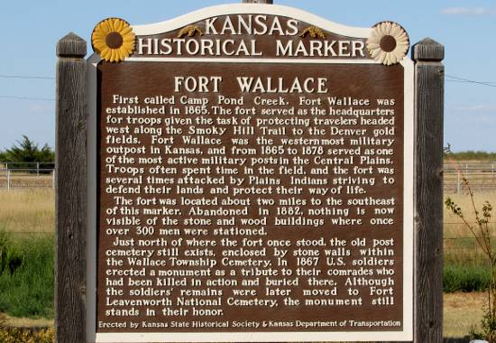 Fort Wallace Museum - Wallace, Kansas