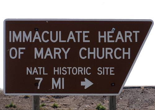 Immaculate Heart of Mary Church - Windthorst, Kansas