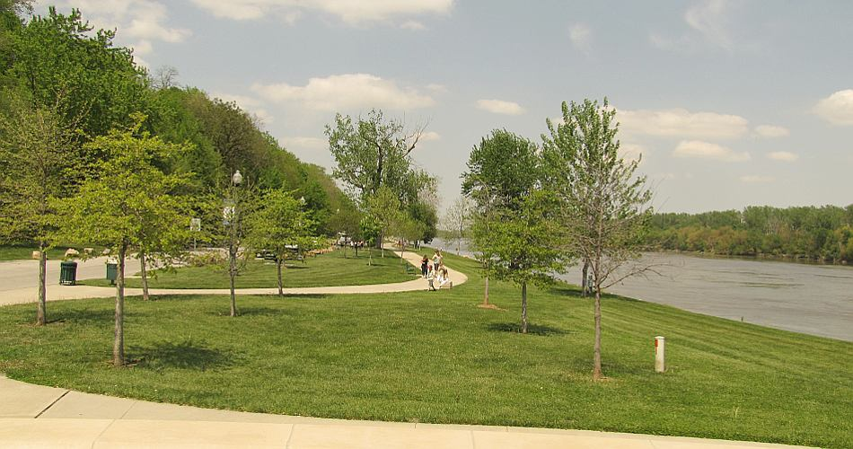 Riverfront Park - Missouri River