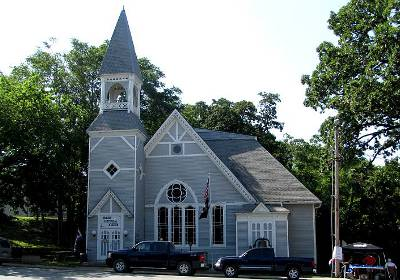 First Baptist Church - Marion Historical Museum