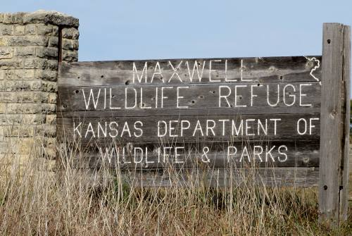 Maxwell Wildlife Refuge - Canton, Kansas