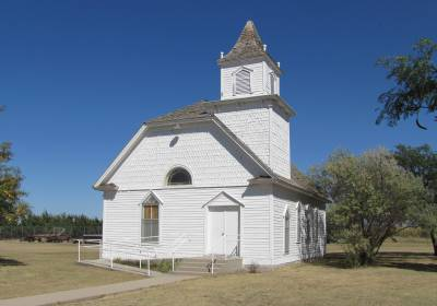 Lone Star Church - Colby, Kansas