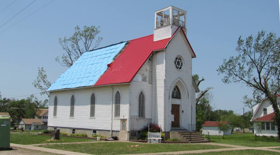 Reading United Methodist Church - Reading, Kansas