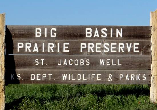 Big Basin Prairie Preserve - Clark County, Kansas