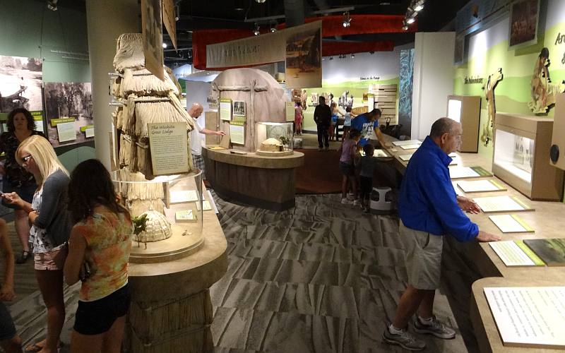 Winds of the Past - Flint Hills Discovery Center