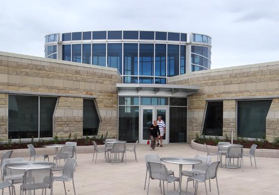 Flint Hills Discovery Center - Manhattan, Kansas