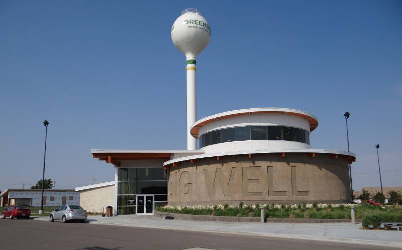 The Big Well Museum and Visitors Center