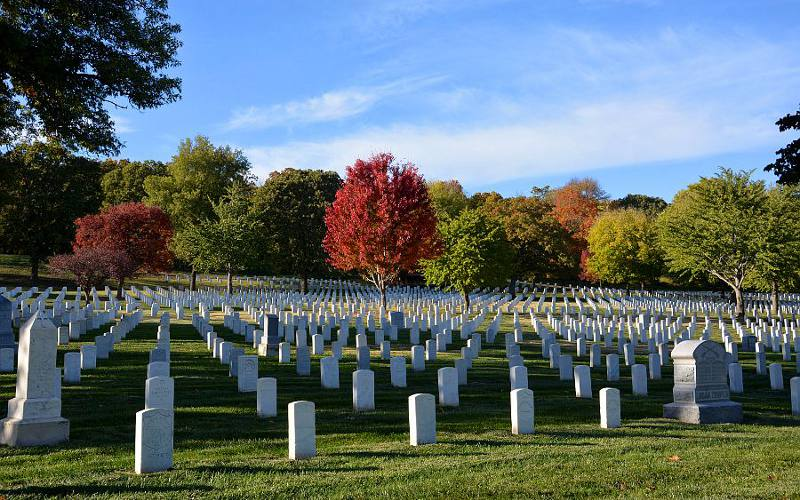 Fort Leavenworth National Cemetery - Leavenworth, Kansas