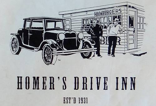 Homer's Drive Inn - Leavenworth, Kansas