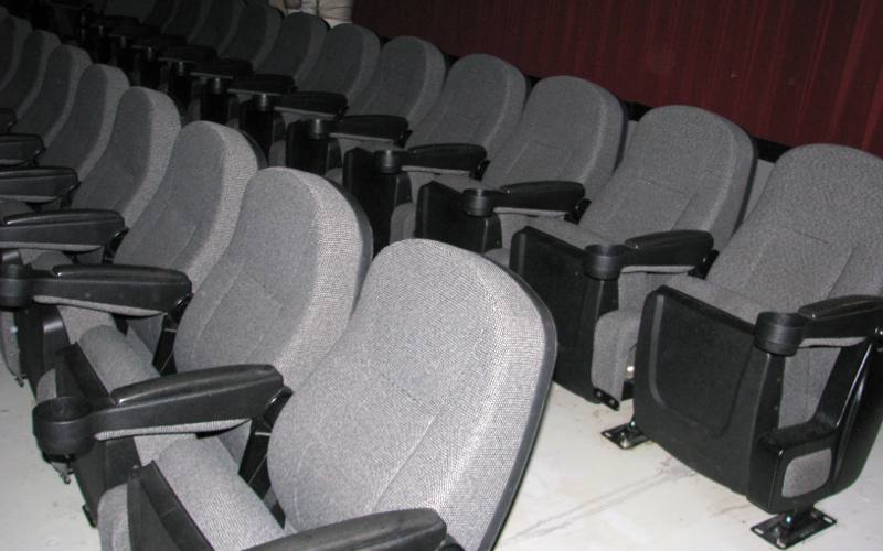 State Theatre seating