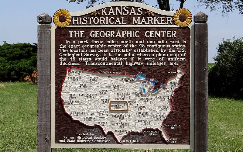 Kansas Historical Marker