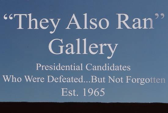 They Also Ran Gallery - Norton, Kansas